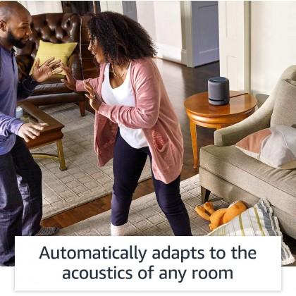 Amazon Echo Studio - High-fidelity smart speaker with 3D audio and Alexa (Smarter Home)