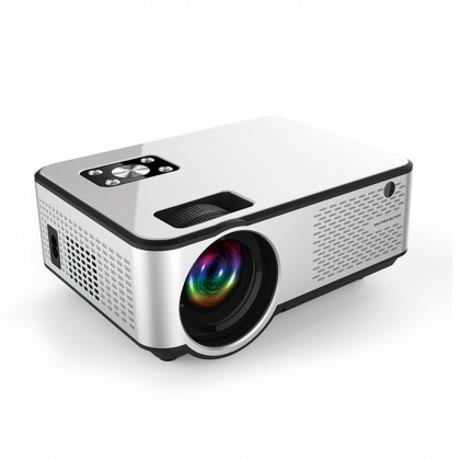 ⚡️ Cheerlux C9 (Support 1080P) HD Projector for Home Cinema (Basic/Android version) (Smarter Home)