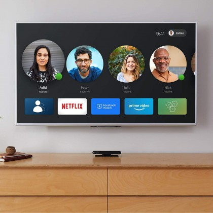 ⚡️ Facebook Portal TV - LW94NS - Smart Video Calling on Your TV with Alexa (Smarter Home Malaysia)