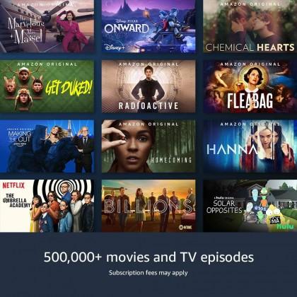 ⚡️ Amazon Fire TV Stick Lite (2020) Full HD streaming media player device with Alexa Voice Remote ( no TV controls) (Smarter Home)