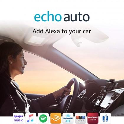 Amazon Echo Auto - Add Alexa to your car (Smarter Home)