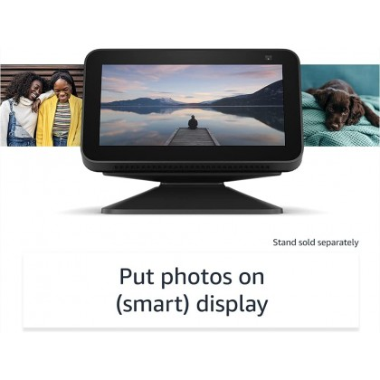 Amazon Echo Show 5 (2nd Gen, 2021 release) - Smart display with Alexa and 2 MP camera (Smarter Home)