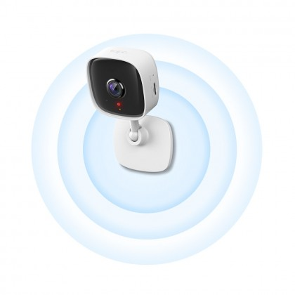 TP-Link Tapo C100 1080P Full HD Wireless Home Security Wi-Fi IP CCTV Camera (Smarter Home)