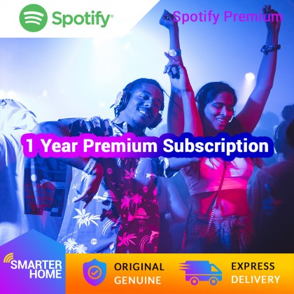 Spotify - Upgrade to Premium Account - 1 Year