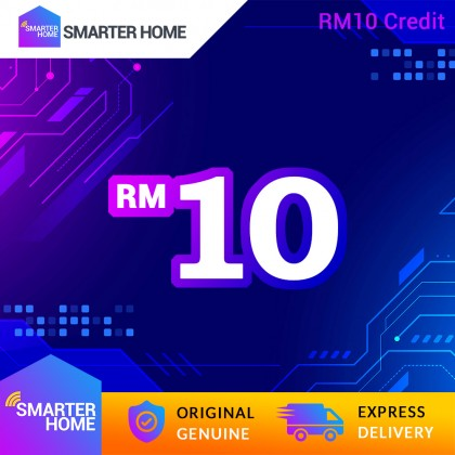 Smarter Home RM10 Cash Credit (540 Points Needed)