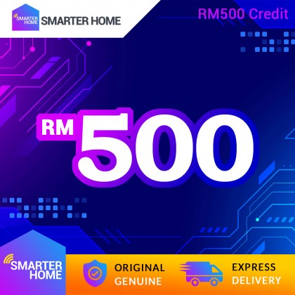 Smarter Home RM500 Cash Credit (24,390 Points Needed)