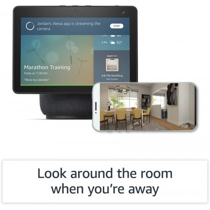⚡️ Amazon Echo Show 10 (3rd Gen) | HD smart display with motion and Alexa (Smarter Home)