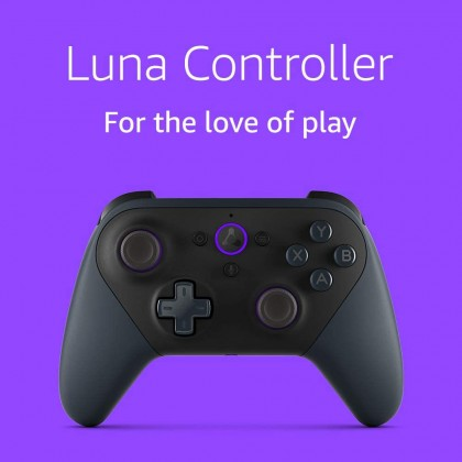 Luna Controller - The best wireless gamepad controller for Luna, Amazon's new cloud gaming service (Smarter Home)
